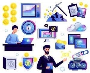 بیت کوین و سایر ارزهای دیجیتال