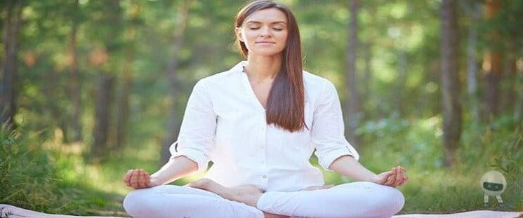 وضعیت مراقبه یا مدیتیشن در یوگا