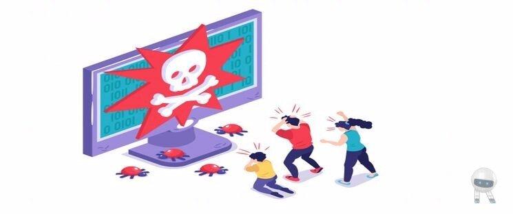 اقدامات لازم بعد از کلاهبرداری اینترنتی